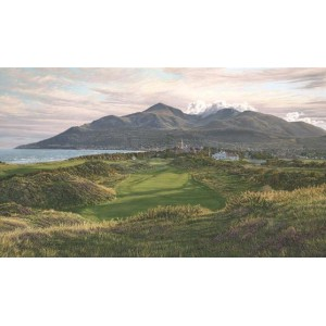 The 9th Hole, Royal County Down, Limited Edition