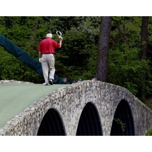 ARNOLD PALMER GOLF LAST MASTERS HOGAN BRIDGE 2004