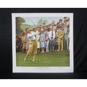 "Bobby Jones ""The Niblick at Interlachen"", LE, S/N"